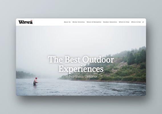Experience Wawa Website / Billboards 1